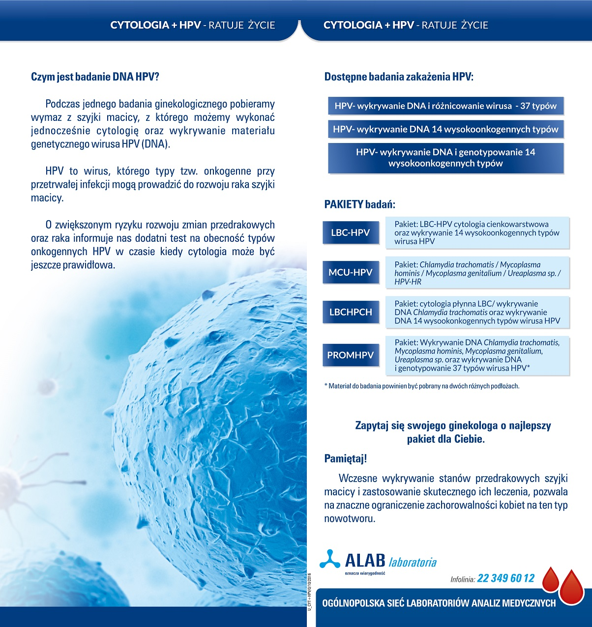 ulotka cytologia HPV_alab laboratoria2