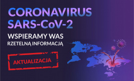 CORONAVIRUS - AKTUALIZACJA