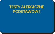 Testy alergiczne podstawowe