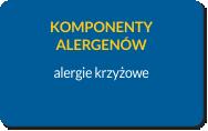 Komponenty alergenów