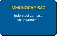 Immunocap isac